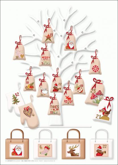 Zählvorlagen, Weihnachten, Advent, Advent