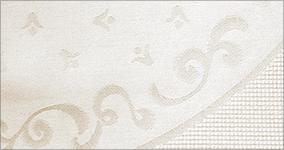 Zählzonen, Tischdecken, Tischdecke Schnörkel