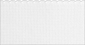 Material, Bänder, Stickband Aida 08 cm