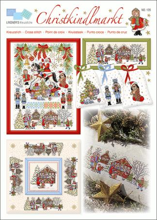 Zählvorlagen, Weihnachten, Christkindlmarkt