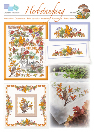 Zählvorlagen, Herbst, Herbstanfang